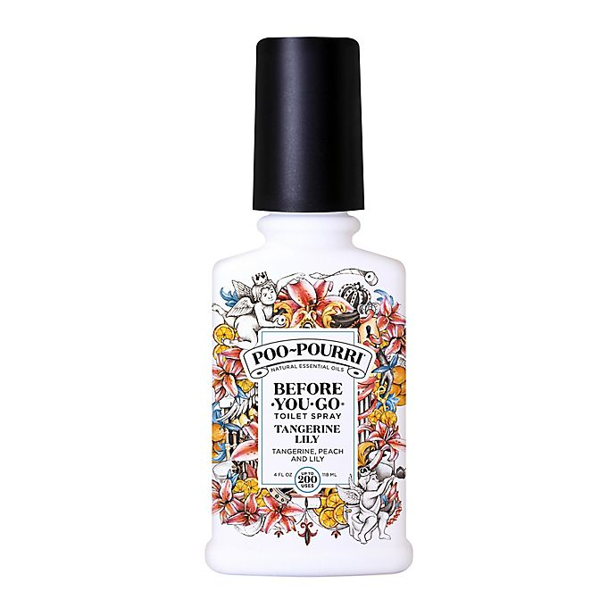 Alternate image 1 for Poo-Pourri® Before-You-Go® Toilet Spray in Tangerine Lily