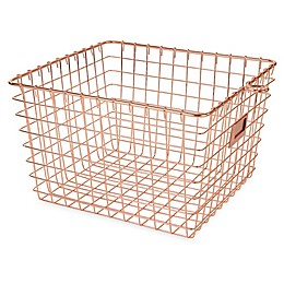 Spectrum® Medium Storage Basket
