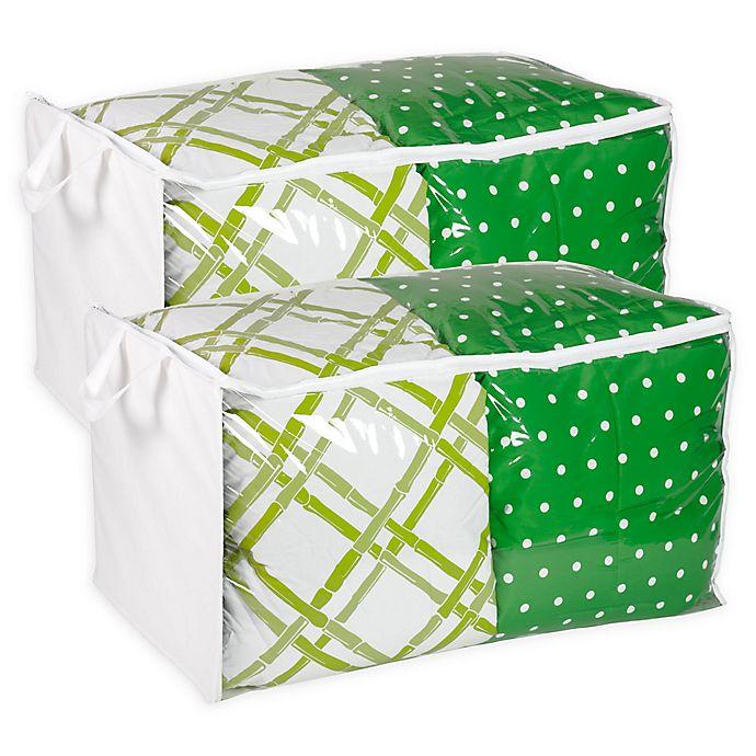 Alternate image 1 for Honey-Can-Do® 2-Pack Jumbo Storage Bags