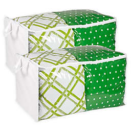 Honey-Can-Do® 2-Pack Jumbo Storage Bags