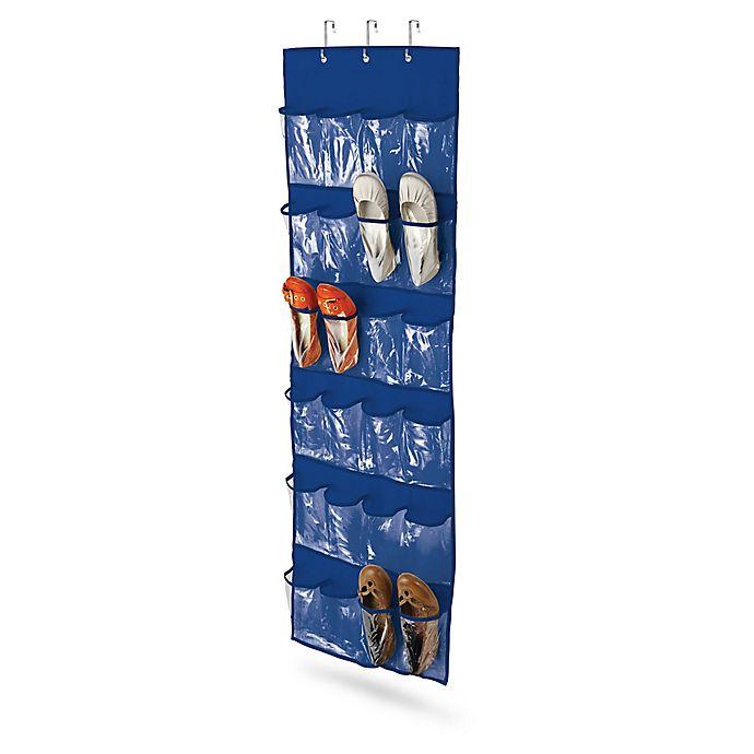 Alternate image 1 for Honey-Can-Do® 24-Pocket Over-The-Door Organizer