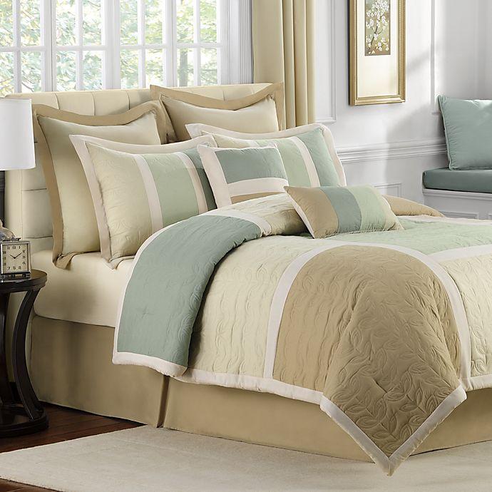 Alternate image 1 for Hollandale 8-Piece Comforter Set