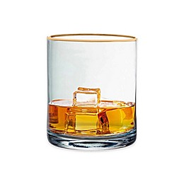 Vivienne Double Old Fashioned Glasses (Set of 4)