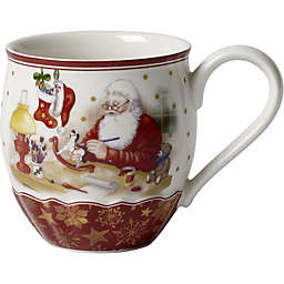 Villeroy & Boch Toy's Fantasy Santa's Workshop Mug