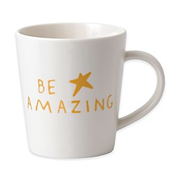 ED by Royal Doulton Be Amazing Mug in Gold