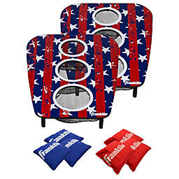 Franklin® Sports Bean Bag Toss Game in Red/White/Blue