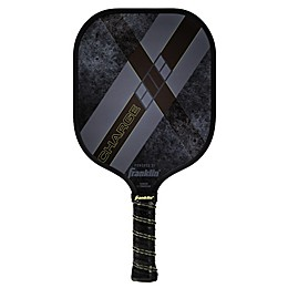 Franklin® Sports Pickleball-X Charge Paddle in Black/Grey