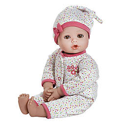 Adora 13-Inch Playtime Baby Dot Girl Washable Doll