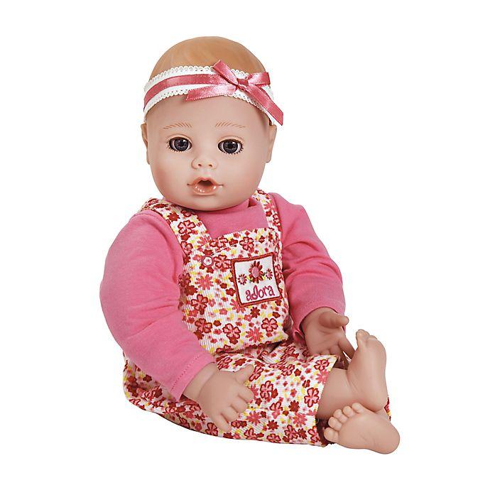 Alternate image 1 for Adora® PlayTime™ Baby Flower Baby Doll