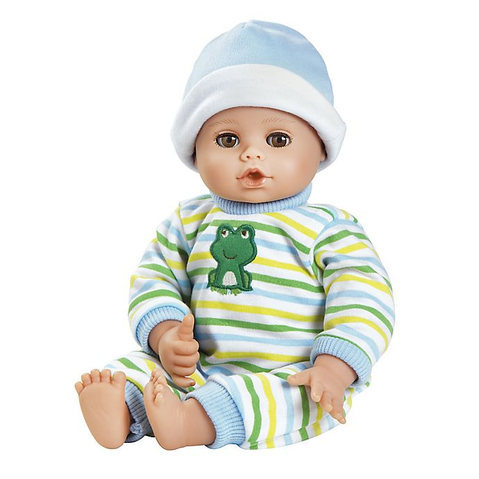 Alternate image 1 for Adora 13-Inch PlayTime Little Prince Boy Doll in Blue
