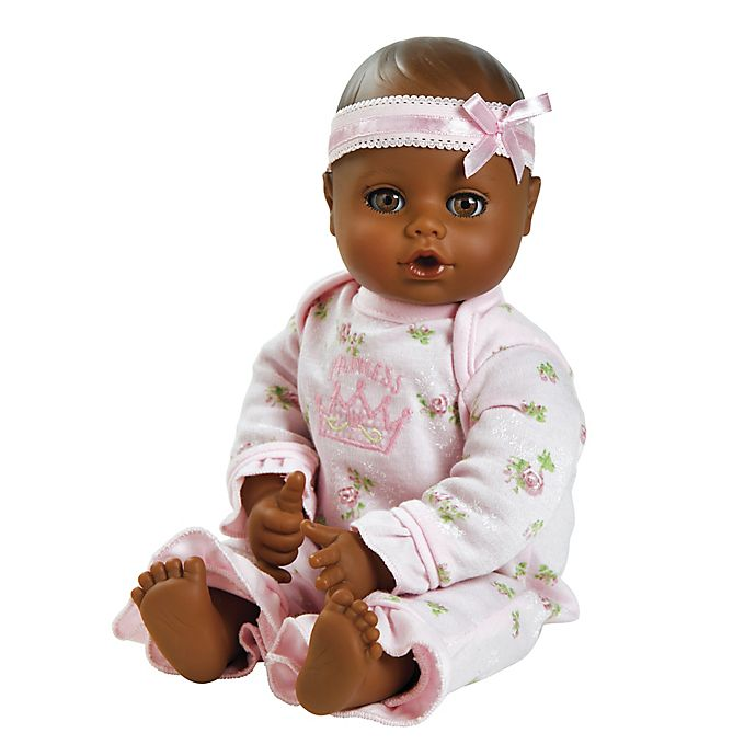 Alternate image 1 for Adora® 13-Inch PlayTime™ Little Princess African American Doll