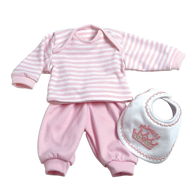 Alternate image 1 for Adora® PlayTime™ Princess Baby Outfit for 13-Inch Doll