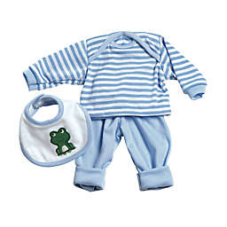 Adora® PlayTime™ Frog Baby Outfit for 13-Inch Doll