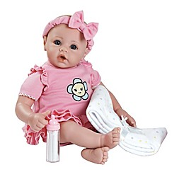 Adora® BabyTime™ 16-Inch Weighted Girl Ball Doll
