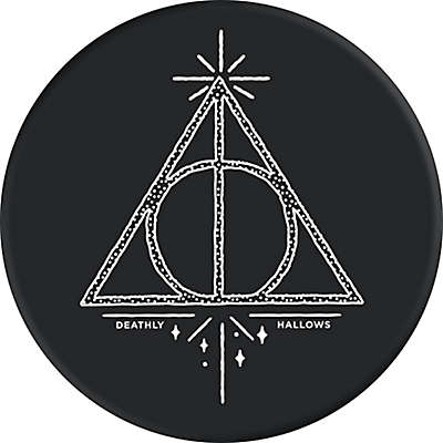 PopSockets Deathly Hallows Collapsible Phone Grip and Stand