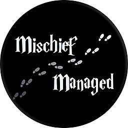 PopSockets Harry Potter Mischief Managed Phone Grip and Stand