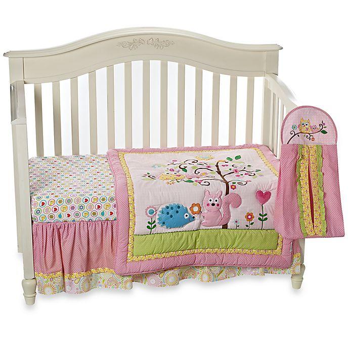 Dena Hi Tree 8 Piece Crib Bedding
