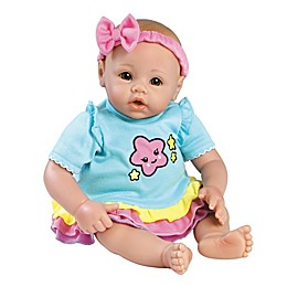 Adora® BabyTime™ Rainbow Weighted Girl Doll