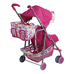 Adora® 3-in-1 Doll Stroller