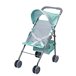 Adora® Doll Zigzag Umbrella Stroller
