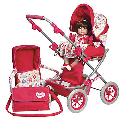 Adora® Doll Accessories Deluxe Stroller