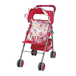 Adora® Doll Accessories Medium Shade Stroller in Pink