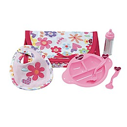 Adora® 6-Piece Feeding Set