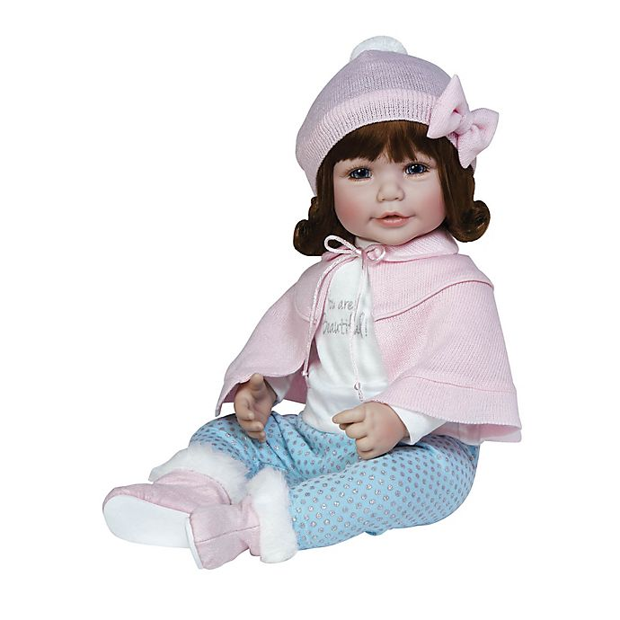 Adora 174 Toddlertime Jolie Doll With Auburn Hair Buybuy Baby