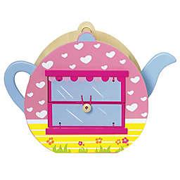 Adora® 17-Piece Teapot Café Wooden Playset