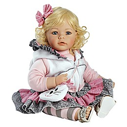 Adora® ToddlerTime The Cat's Meow Baby Girl Doll with Blonde Hair