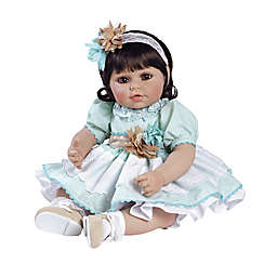 Adora® ToddlerTime Honey Bunch Baby Girl Doll with Brown Hair