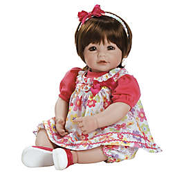 Adora® Love & Joy Weighted Baby Girl Doll with Brown Hair
