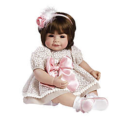 Adora® ToddlerTime Enchanted Baby Girl Doll with Brown Hair