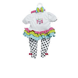Adora® ToddlerTime Circus Fun Play Doll Outfit