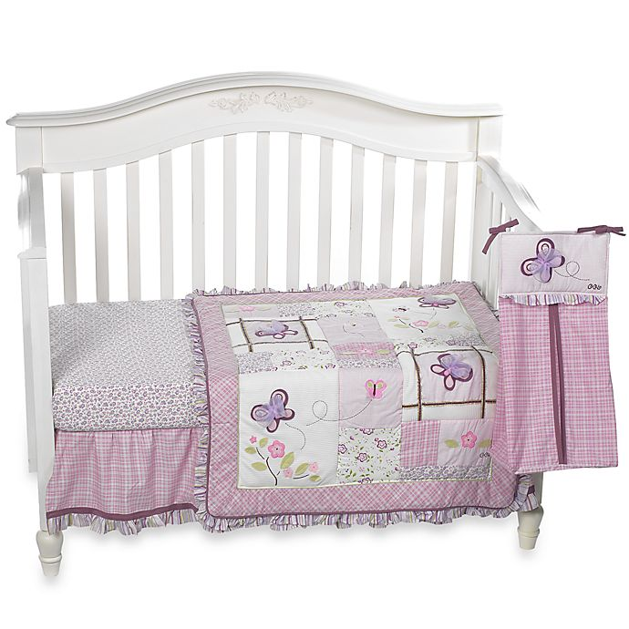 Cocalo Sugar Plum 8 Piece Crib Bedding Bed Bath Beyond