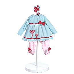 Adora® ToddlerTime Blooming Hearts Doll Outfit