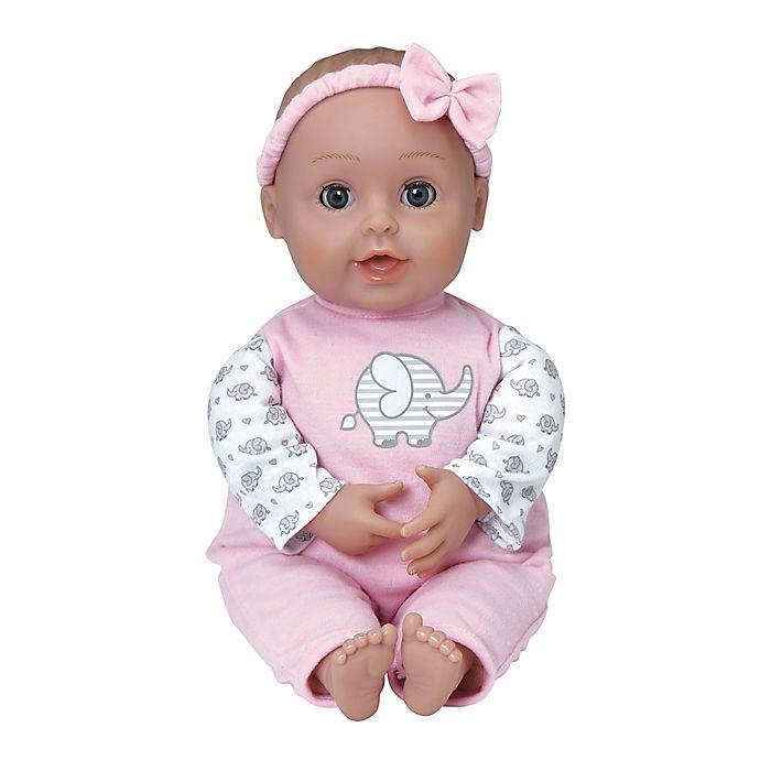 Alternate image 1 for Adora® GiggleTime Baby Girl Doll Gift Set
