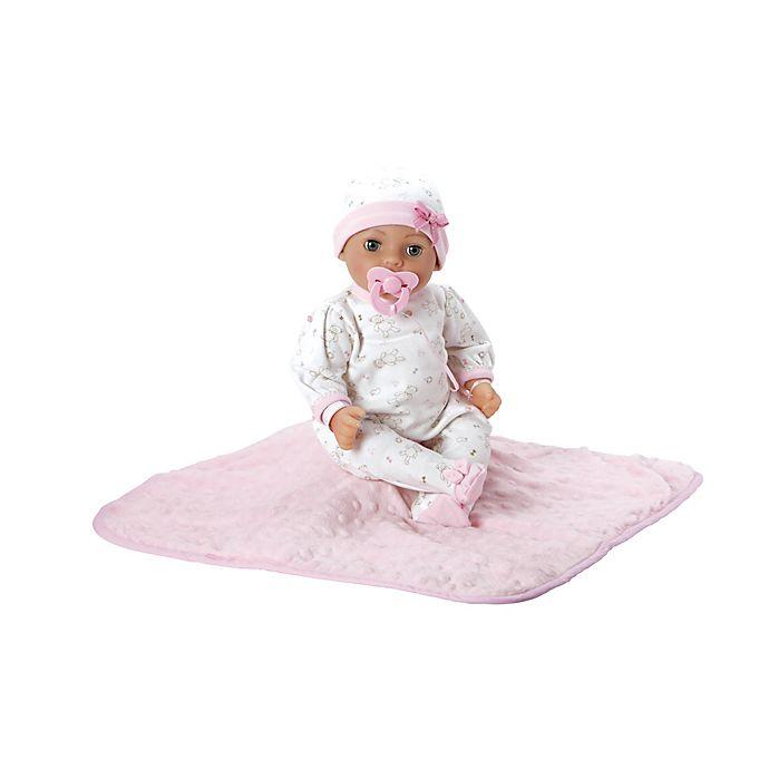 Alternate image 1 for Adora® Adoption Hope Baby Girl Doll