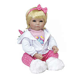 Adora® ToddlerTime Baby Rainbow Unicorn with Blonde Hair