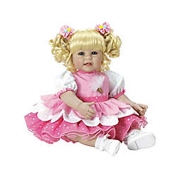 Adora® ToddlerTime Baby Ice Cream Party Doll with Blonde Hair
