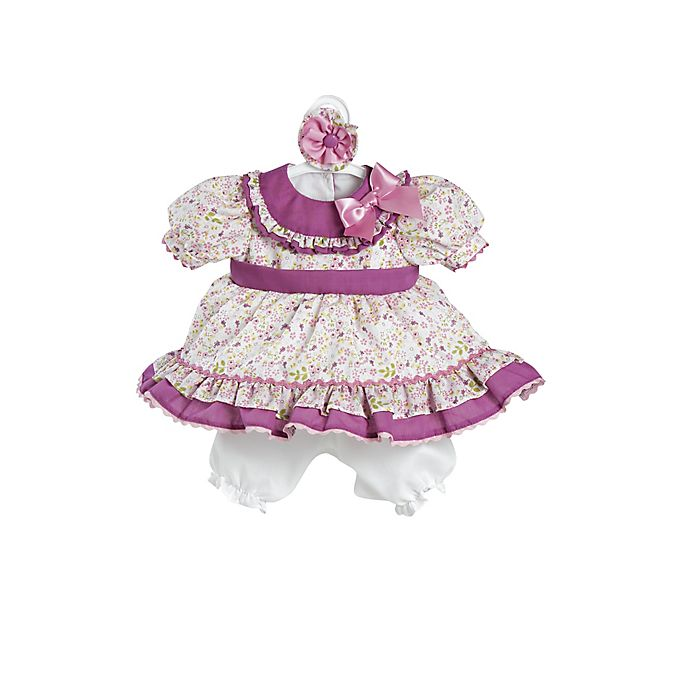 Alternate image 1 for Adora® ToddlerTime Baby Flora Play Doll Outfit