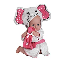Adora® BathTime Elephant Baby Girl Doll