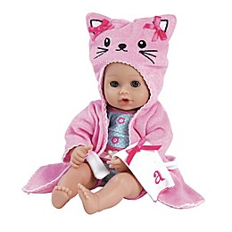 Adora® BathTime Kitty Girl Washable Doll