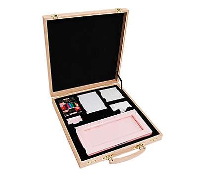 FAO Schwarz Fashion Plate Designer Set in Pink