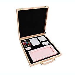 FAO Schwarz Fashion Plate Designer Set in Pink
