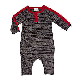 Cuddl Duds® Coverall in Grey/Red