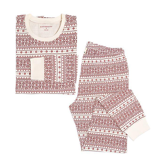 3b88898026a4 Burt s Bees Baby® Women s 2-Piece Fair Isle Organic Cotton Pajama ...