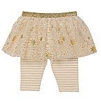 Baby Starters® Size 6M Star Tutu Legging in Ivory