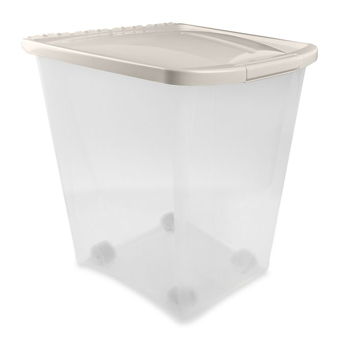 Alternate image 1 for Van Ness™ 50 lb. Pet Food Container