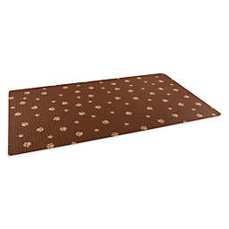 Drymate® Large Dog Bowl Place Mats with Paw Imprint